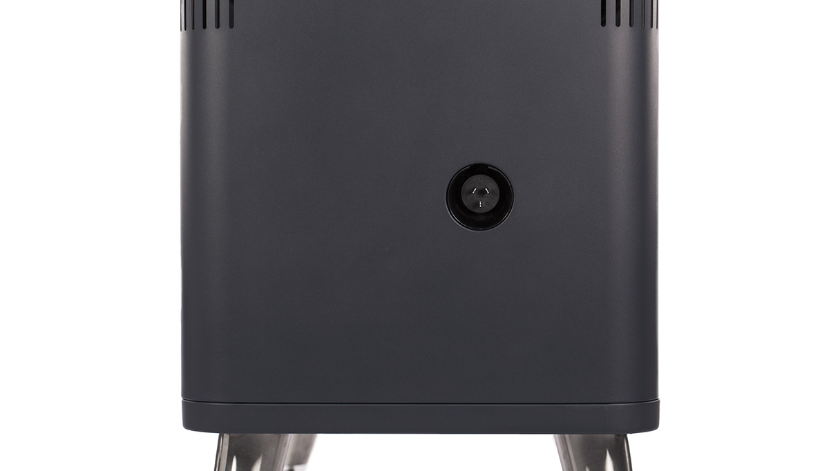 HUB – גריל פחמים חשמלי